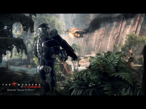 EA Releases Crysis 3: 7 Wonders Episode 3 'Cause and Effect' Reverse Time Teaser Video