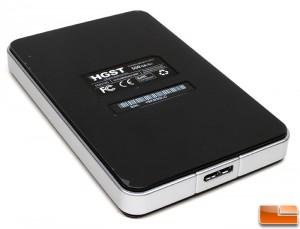 HGST TOURO Pro 500GB Drive