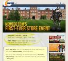 Newegg Pop-Up Store