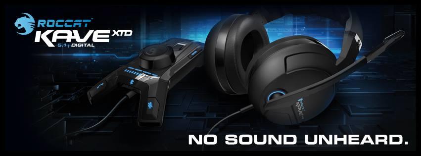 d8f8b608e46 ROCCAT Introduces Kave XTD 5.1 Digital Gaming Headset - Legit Reviews
