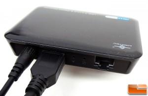 Vantec Gigabit Ethernet and USB 3.0 Hub Cables