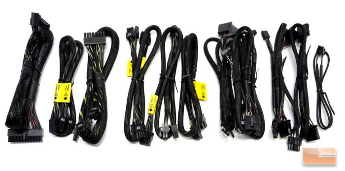 Modular cables