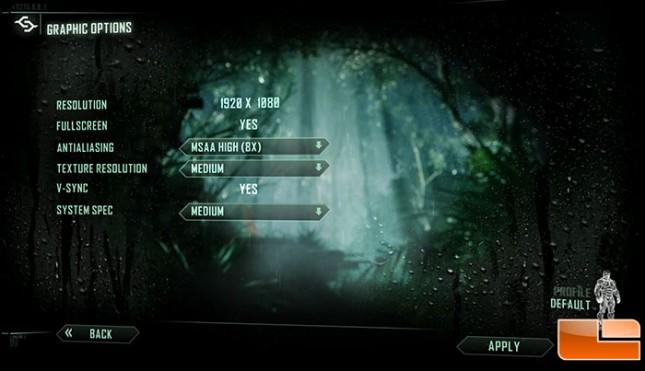 Gigabyte HD7870 Crysis 3 Graphics