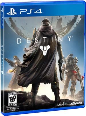 Destiny Box Art PS4