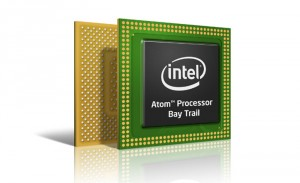 Intel Atom Processor Bay Trail