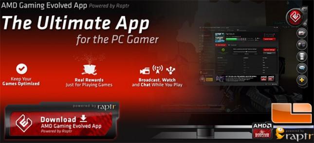 raptr app