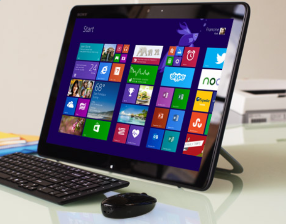 Microsoft Releases First Windows 8 1 Commercial