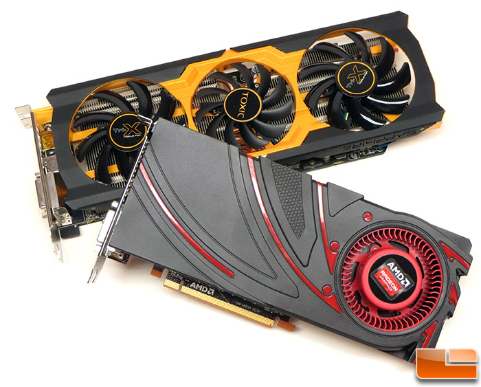 Amd Radeon R9 270x Sapphire Toxic R9 270x Video Card Reviews Legit Reviewswhat Is The Best Video Card For 199