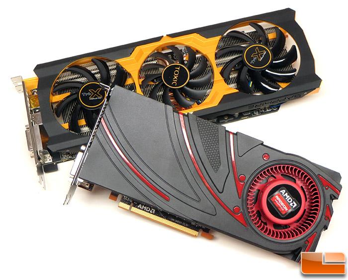 AMD Radeon R9 270X & Sapphire TOXIC R9 270X Video Card Reviews