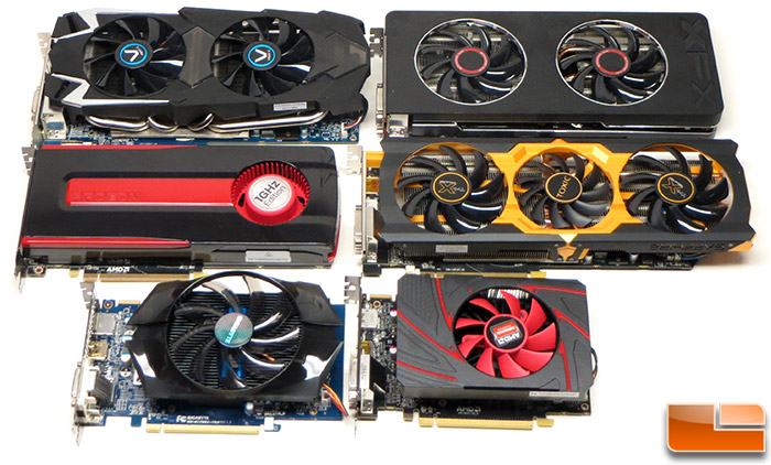 AMD Radeon 7000 and Radeon R200 Series Mixed CrossFire Testing