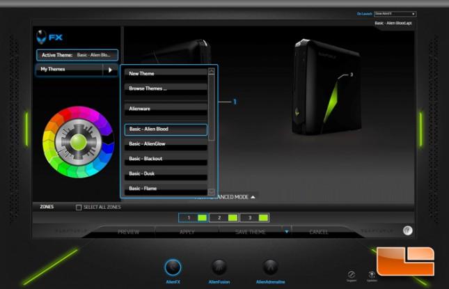Alienware X51 R2 Command Center App