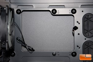 Corsair Obsidian 750D MB Tray CPU Cutout
