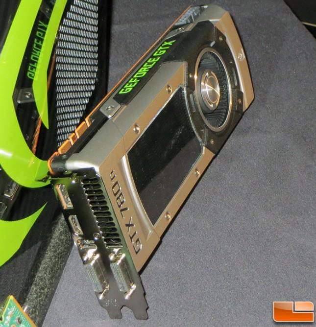 GeForce GTX 780 Ti Outputs