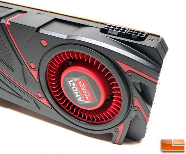AMD Radeon R9 290X PCIe Power Connectors