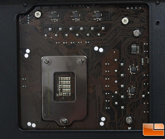 Ronin CPU Cooler Hole