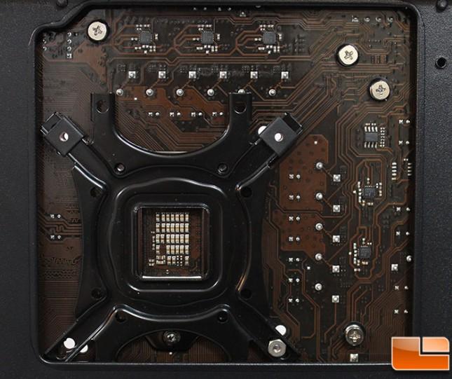 Ronin CPU Hole Fit