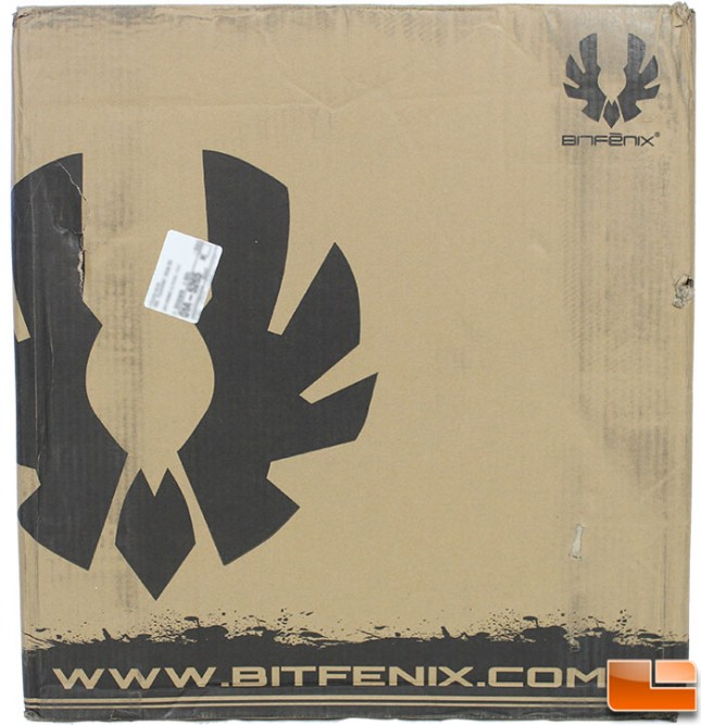 Ronin Packaging Front