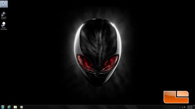 Alienware X51 R2 Desktop Background