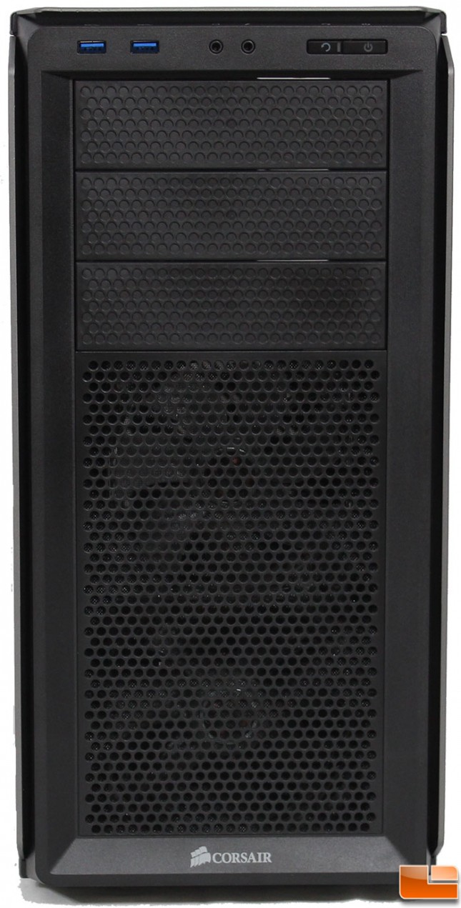 Graphite 230T Front Panel
