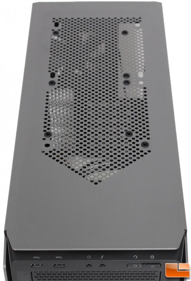 Graphite 230T Top Panel