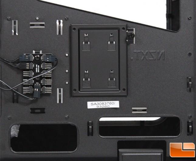 530 Fan Hub and SSD