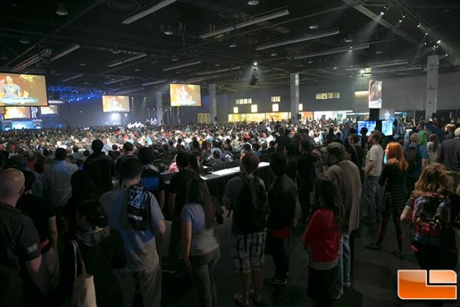 BlizzCon 2013Crowd