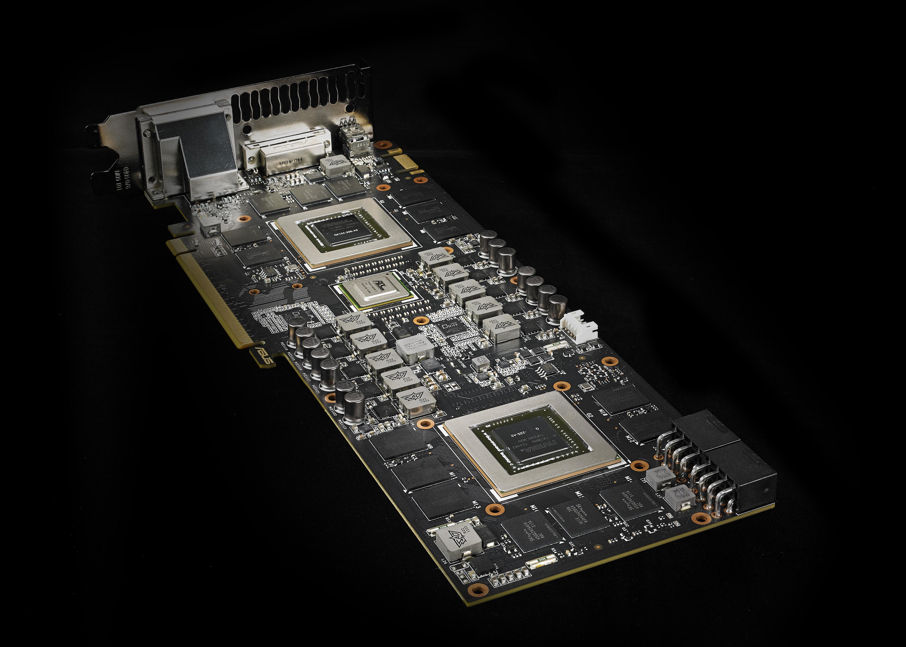 ASUS Republic of Gamers Announces Mars 760 Graphics Card
