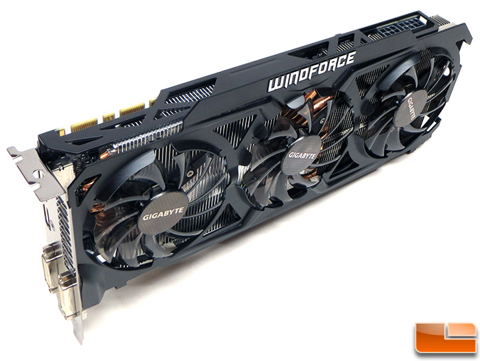 Gigabyte GeForce GTX 760 4GB Video Card Review - 2GB or ...