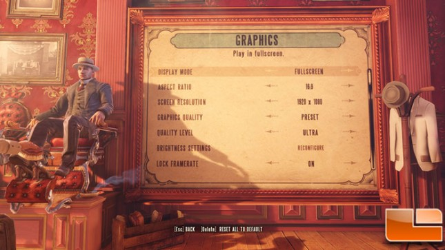 R7950 Bioshock Infinite Settings