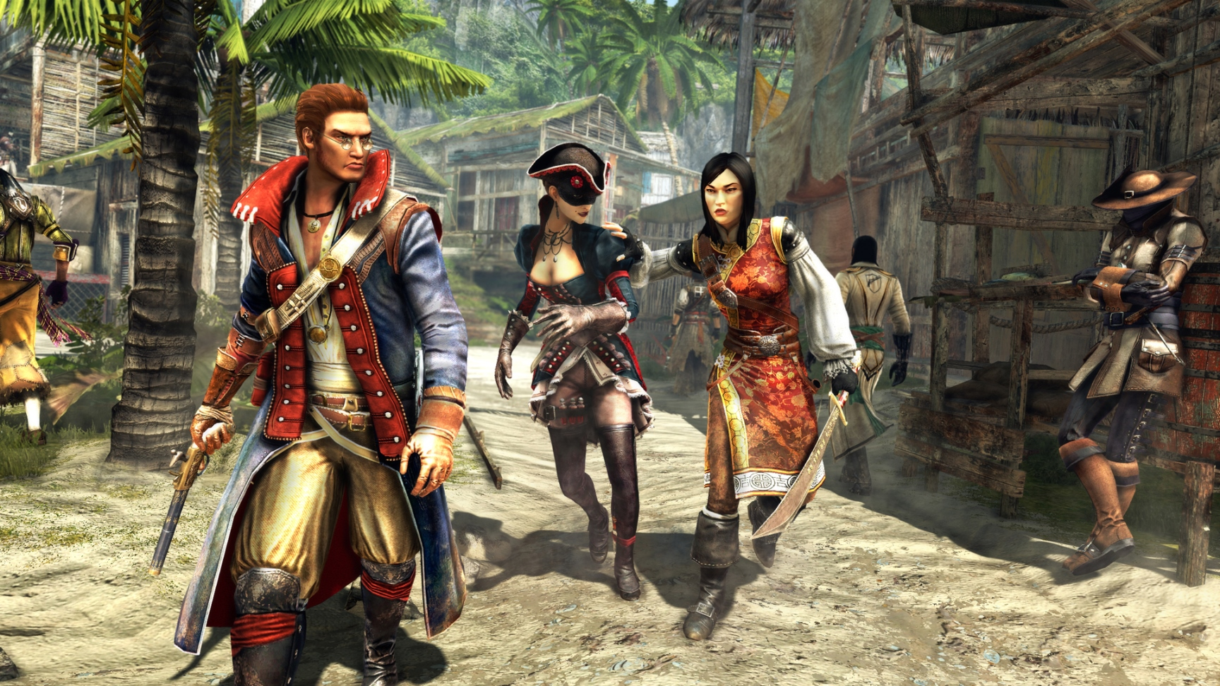 Assassin S Creed Iv Black Flag Blackbeard S Wrath Add On Content
