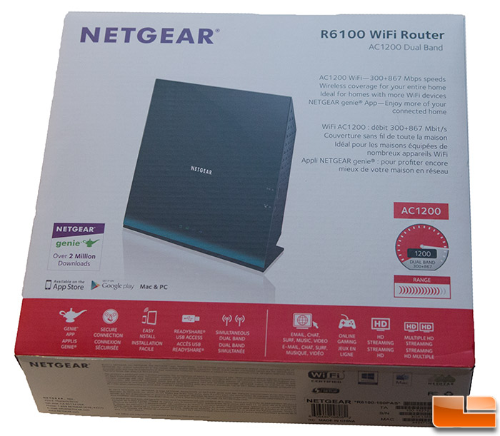Netgear R6100 Wi-Fi Router Review - 802 11AC Wireless For