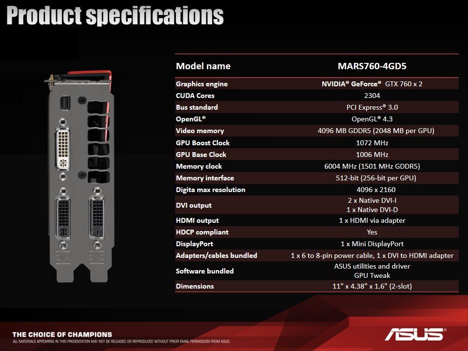 ASUS ROG MARS760-4GD5 WINDOWS DRIVER DOWNLOAD