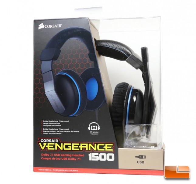 Corsair Vengeance 1500 Gaming Headset