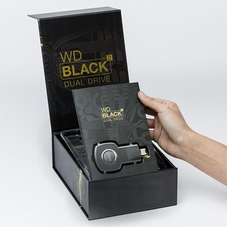 WD Black2 Packaging