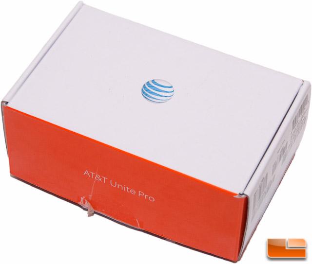AT&T Unite Pro Retail Box