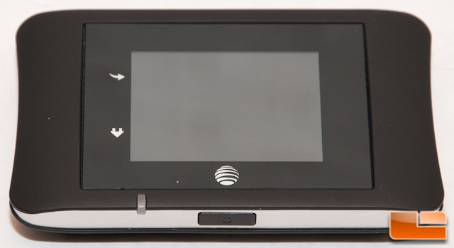 AT&T Unite Pro Power Button