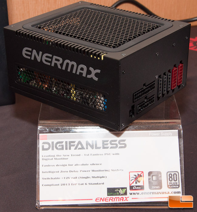 Gigabyte G.Skill Enermax OC Event