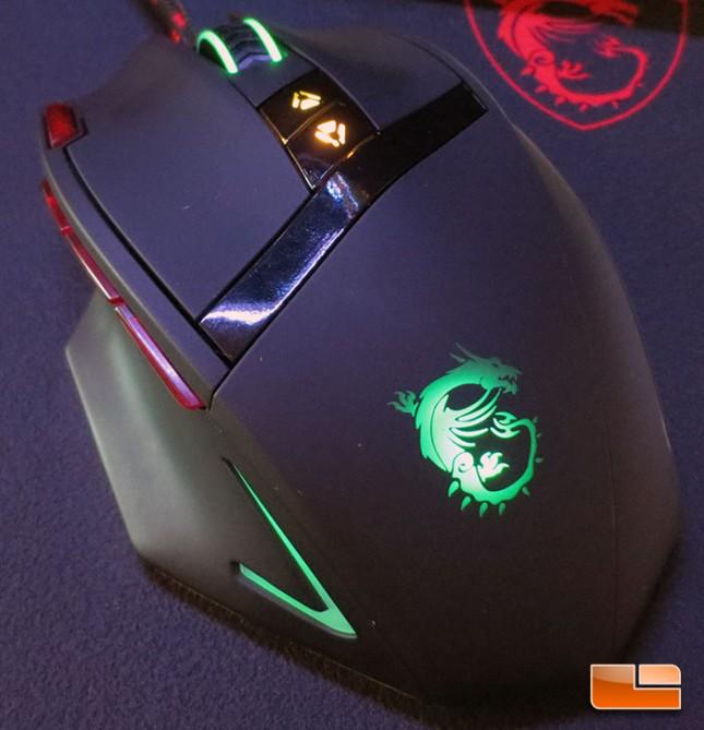 MSI Gaming Series Mouse
