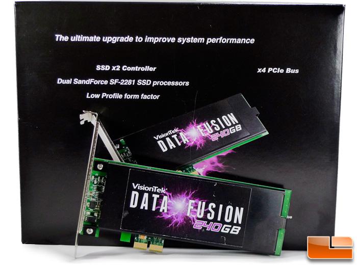 VisionTek PCIe SSD