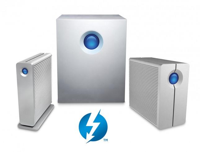 5TB hard drives
