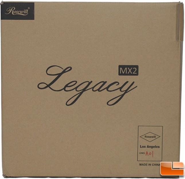 Legacy MX2-B Front