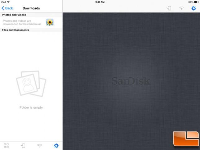 SanDisk Wireless Flash iOS Downloads