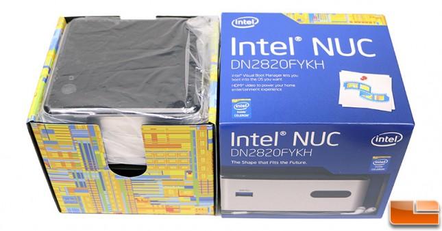 Intel NUC Kit DN2820FYKH Retail Box