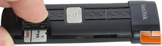 SanDisk Wireless Flash Drive Micro SDHC