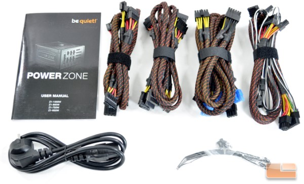 Bundle and cables