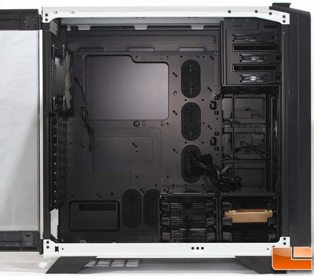 Corsair Graphite 760T Internal Full