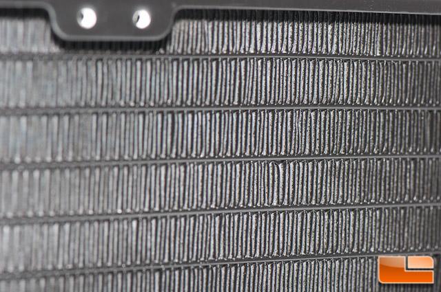 Corsair H105 Radiator