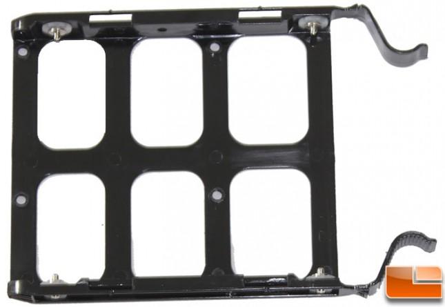 Corsair Obsidian 450D Internal 3.5 Tray