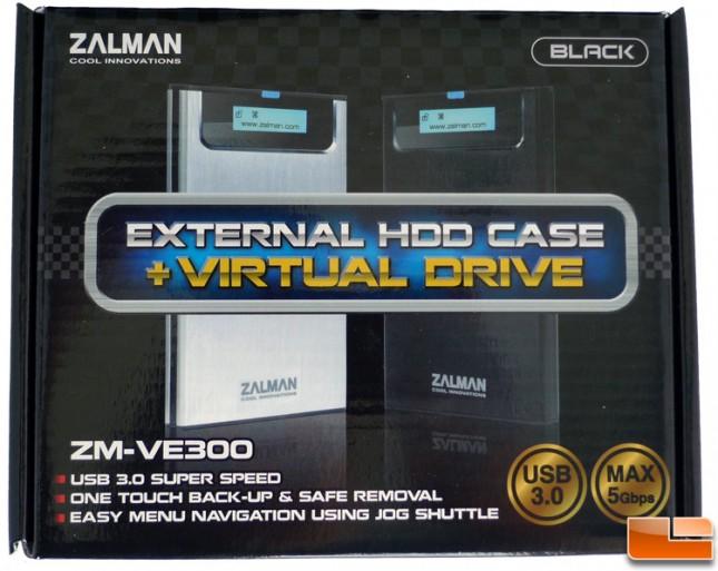 ZM-VE300 Box Front