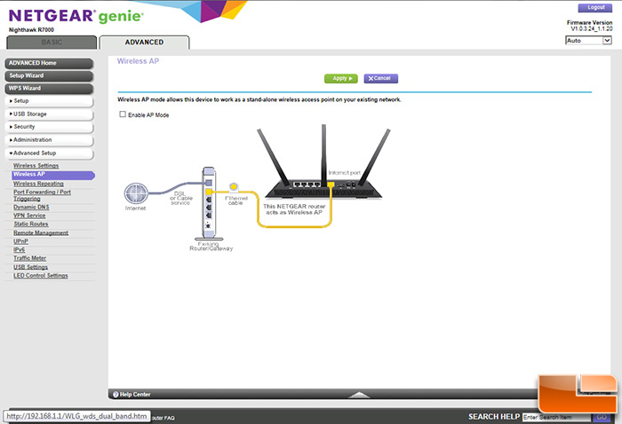 Netgear Nighthawk R7000 Increases Maximum Router Speeds with